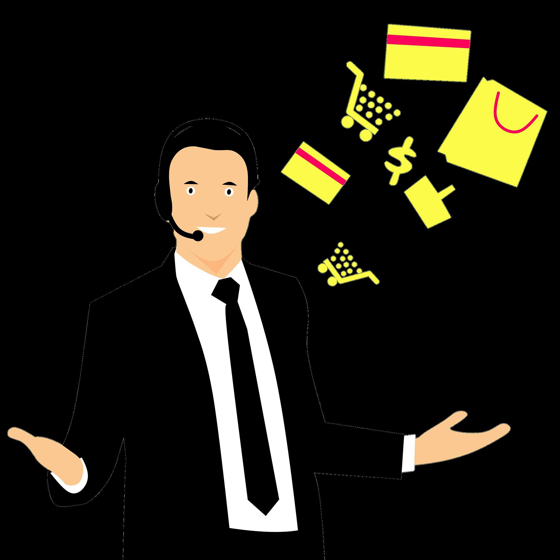Картинка про клиента